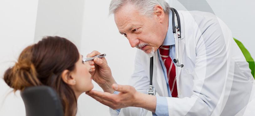Imagem Consultas com oftalmologista